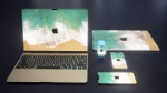 Bất ngờ với diện mạo của iPad, MacBook khi 'lai' thiết kế iPhone X