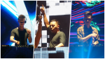 Fan EDM thủ đô sướng nhé! Hẳn 3 DJ hàng đầu Slim V - Touliver - Nimbia cùng hội tụ