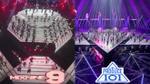 Show thực tế MIXNINE hé lộ sân khấu showcase… giống hệt Produce 101?