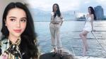 Giàu có, xinh đẹp, Á hậu Đại dương 2017 Diệu Thùy vẫn bị chê 'thời trang phí hoài vóc dáng'