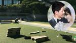 Cập nhật đám cưới Song Joong Ki - Song Hye Kyo: Công nhân đã đến dựng lễ đường!