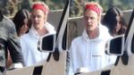 Lộ loạt ảnh Selena Gomez gặp gỡ 'tình cũ' Justin Bieber trong lúc bạn trai The Weeknd đi vắng