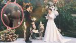 Song Hye Kyo 'quẩy' nhiệt tình trong bữa tiệc sau đám cưới với Song Joong Ki