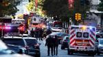 Halloween 'đẫm máu' của nước Mỹ: Xe điên tấn công làm 8 người chết, hàng loạt xe bị đâm nát