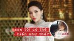 """Hoa hậu Kỳ Duyên: 'Ngồi The Look với các chị Đại, tôi lúc nào cũng phải giữ bình tĩnh"""""""