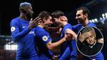 Chelsea 1-0 Manchester United: Mourinho vẫn 'nổ' dù đội nhà thua muối mặt