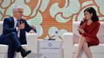 Nữ tỷ phú Facebook Sheryl Sandberg khuyến khích phụ nữ tham gia vào công nghệ