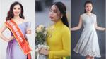 Cô gái tặng hoa cho Tổng thống Donald Trump - Nữ sinh Ngoại giao lại thêm một lần tỏa sáng trong Tuẫn lễ APEC