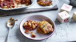 Món ngon mỗi ngày: Khoai lang chiên dùng kèm với đậu tây nướng