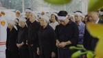 Đám tang cụ bà từng hiến hơn 5.000 lượng vàng cho Nhà nước: Hàng nghìn người tiếc thương cùng đến tiễn đưa