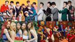 Suốt năm không ra bài mới nào, BigBang vẫn lọt top 10 Melon Music Awards 2017