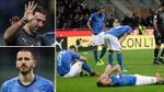 Italia lỡ World Cup sau 60 năm: Buffon khóc như mưa, HLV từ chức