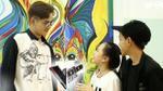 Ali Hoàng Dương sung sức tập luyện cho đêm Bán kết cùng học trò của Soobin Hoàng Sơn