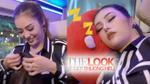 Mặc cho đối thủ 'tất tả' tạo kiểu tóc, Dung Doll ung dung đi ngủ trong phần thử thách The Look 2017
