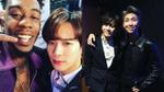 Khoảnh khắc thân thiết của Jackson (Got7), Desiinger và RM (BTS) tại AMAs khiến fan 'tan chảy'