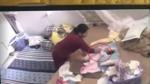 Người giúp việc tung hứng, bạo hành bé gái sơ sinh khai gì ở công an?