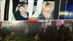 Fan đu hàng rào, 'biểu tình' đòi bảo vệ cho vào gặp Wanna One trong nhà hát Hoà Bình