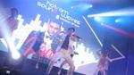 Bất chấp thời tiết xấu, Isaac - Thảo Trang vẫn 'cháy hết mình' với loạt ca khúc remix