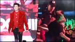 Fan nữ ngất xỉu ngay trong Liveshow 'khủng' của Noo Phước Thịnh tại Hà Nội