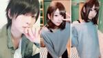 Nam sinh Nhật Bản có ngay 50.000 fan vì giả gái quá xinh!