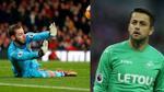 Liên tục cứu thua, 'Ngộ Không' De Gea vẫn chào thua 'hàng thải' của Arsenal