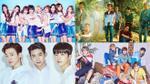 EXO, TWICE chia nhau dẫn đầu danh sách bán album chạy nhất Nhật Bản năm 2017