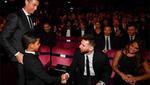 Con trai Ronaldo bất ngờ cảm ơn Messi trước thềm trao giải Quả Bóng Vàng
