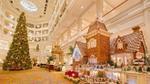 Ngôi nhà 'bánh' khổng lồ của Disney World đã trở lại phục vụ vào lễ Giáng sinh