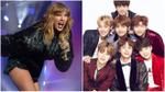 Billboard xếp hạng Nghệ sĩ của năm: Taylor 'rớt đài', BTS bất ngờ lọt top