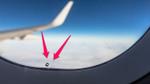 Lần tới đi máy bay, bạn hãy nhớ để ý chi tiết siêu thú vị này