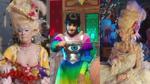Katy Perry bị lôi lên máy chém trong MV mang đậm chất Pháp 'Hey, Hey, Hey'