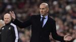 Zidane: 'Kể cả thua El Clasico, Real Madrid vẫn không đầu hàng'