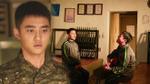 D.O. (EXO) và chuyện tình đồng tính đầy ẩn dụ của người lính trầm cảm trong 'Along with the Gods'