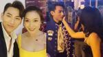 Khoảnh khắc đẹp: Mỹ Tâm nựng má Isaac trong hậu trường show diễn cuối năm