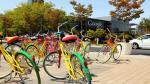 Google đau đầu vì mất vài trăm chiếc xe đạp mỗi tháng