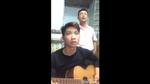 Bố và con trai 'song kiếm hợp bích' hát mashup Xin - Buồn của anh - Người lạ ơi