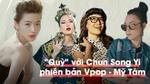 Loạt MV 'lầy lội' chứng minh Mỹ Tâm xứng danh 'mợ chảnh' Chun Song Yi phiên bản Vpop