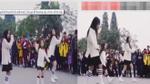 '3 tiểu thiên thần' gây náo loạn phố đi bộ với màn cover 'điệu nhảy say rượu' của Mỹ Tâm