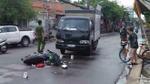 Vung rựa chém 'vợ hờ' đến tử vong, đối tượng lao ra đường đâm đầu vào xe tải tự tử