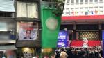 Fan Việt 'chịu chơi', thuê hẳn nhà dân đối diện khu vực thảm đỏ treo banner GOT7