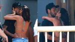 Neymar 'khoá môi' bạn gái trong trang phục khó có thể 'ít vải hơn'