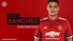 Lộ bằng chứng Sanchez chính thức khoác áo Man United, khoác số áo các huyền thoại