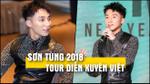 Cho ai 'dành cả thanh xuân' chờ đợi Sơn Tùng: Lời hứa về 2018 với tour xuyên Việt