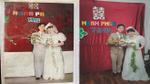 Có ai 'đỉnh' được như cặp đôi dành 6 tháng để 'hóa thân' thành bố mẹ trong đám cưới năm 1978 và 1992 từ chính hôn lễ của mình?