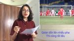 Bà mẹ trẻ xinh đẹp viết nhạc chế kể chi tiết trận bán kết U23 Việt Nam giành thắng lợi