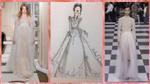 Những chiếc váy cưới hàng hiệu nằm trong tầm ngắm của 'lọ lem' Meghan Markle