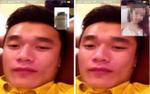 Sự thật về bức ảnh cuộc gọi giữa Bùi Tiến Dũng và hoa hậu Đỗ Mỹ Linh