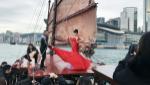 Siêu mẫu gốc Việt tổ chức show diễn trên thuyền, chuẩn bị làm náo động cảng Hồng Kông