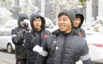 Phó chủ tịch VFF lên tiếng về tin đồn hoãn trận chung kết U23 châu Á do tuyết rơi