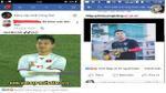 Cười nghiêng ngả với những hình ảnh cho thấy 'con gái không nên xem bóng đá'